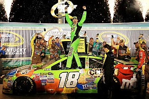 NASCAR Sprint Cup Race report Kyle Busch closes in on the Chase