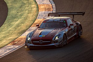 Endurance Race report Ram Racing Mercedes wins the 2015 Hankook 24H Circuit Paul Ricard