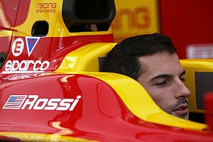 "GP2 Interview Alexander Rossi: ""I can still fight Vandoorne"""