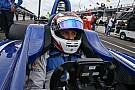 Indy Lights Чилтон одержал первую победу за океаном