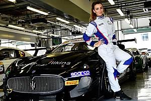 Trofeo Maserati Ultime notizie Angelique Detavernier, da modella a pilota