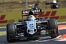 Force India confía en solucionar el problema en la suspensión