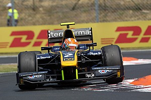Hungary GP2: Lynn leads DAMS one-two in feature race
