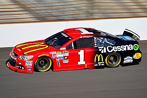 NASCAR Sprint Cup Preview McMurray expects 'crazy restarts' at Indianapolis