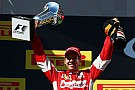 Vettel dedica el triunfo a Bianchi y Ferrari