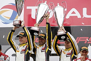 Blancpain Endurance Race report BMW wins first Spa 24 Hours since 1998