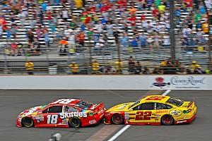 NASCAR Sprint Cup Breaking news Penske denied Brickyard 400 once again