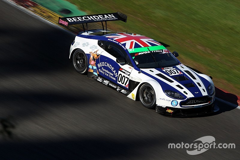 Howard and Adam cruise to Spa victory