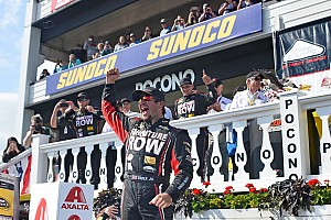 Pocono sweep won't be an easy feat for Martin Truex Jr.