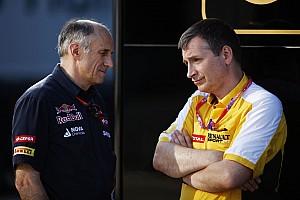 Тост: Видимо в Renault решили купить другую команду