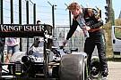 Haas admite que no podrá fichar a Hulkenberg