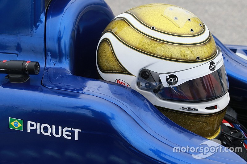 Piquet espera estabilizarse con Penske