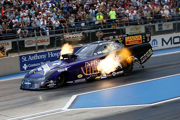 Jack Beckman: The quickest driver in Funny Car history