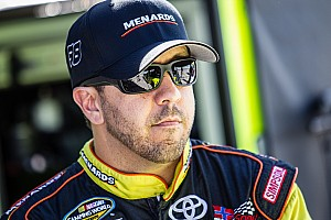 Crafton stepping in for Almirola during practice