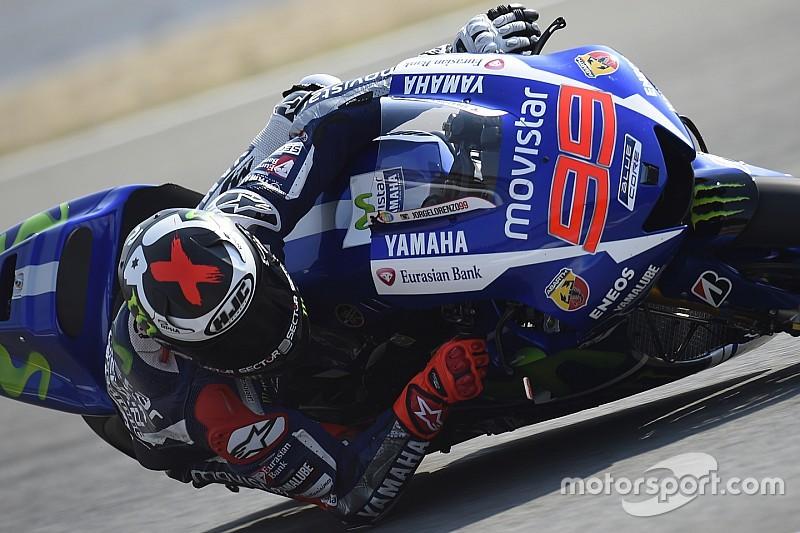 Brno MotoGP: Lorenzo dominates, Rossi completes Yamaha 1-2