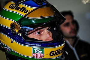 GT Breaking news Senna named McLaren driver mentor
