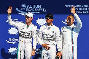 Formula 1 Press conference Belgian GP: Post-qualifying press conference