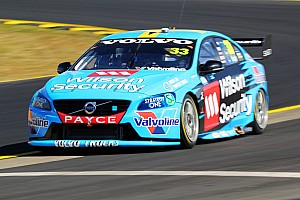V8 Supercars Qualifying report McLaughlin beats Reynolds to Sydney pole