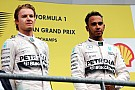 Lewis ya le saca 28 puntos a Nico en el Campeonato