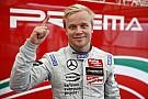 Rosenqvist quickest as Prema dominates Algarve testing