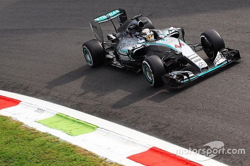 Hamilton vence a Rosberg por 0s021 en la segunda práctica