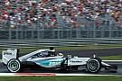 Sorpresa en Mercedes por la diferencia con los rivales