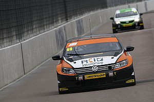 BTCC Race report Rockingham BTCC: Plato denies Ingram in race 3