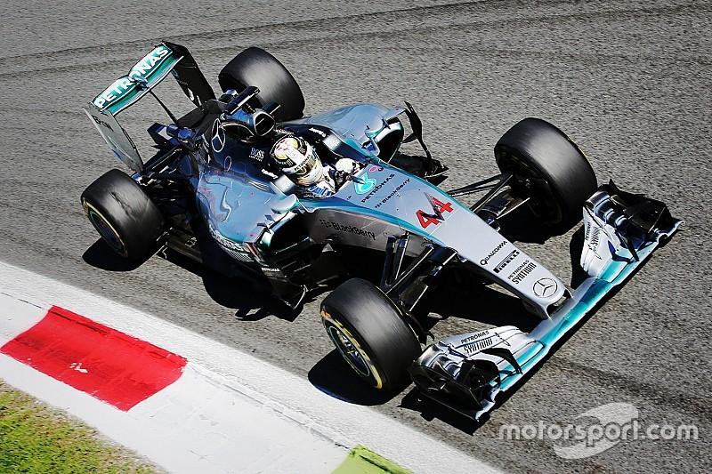 Horner says new Mercedes engine 'frightening'