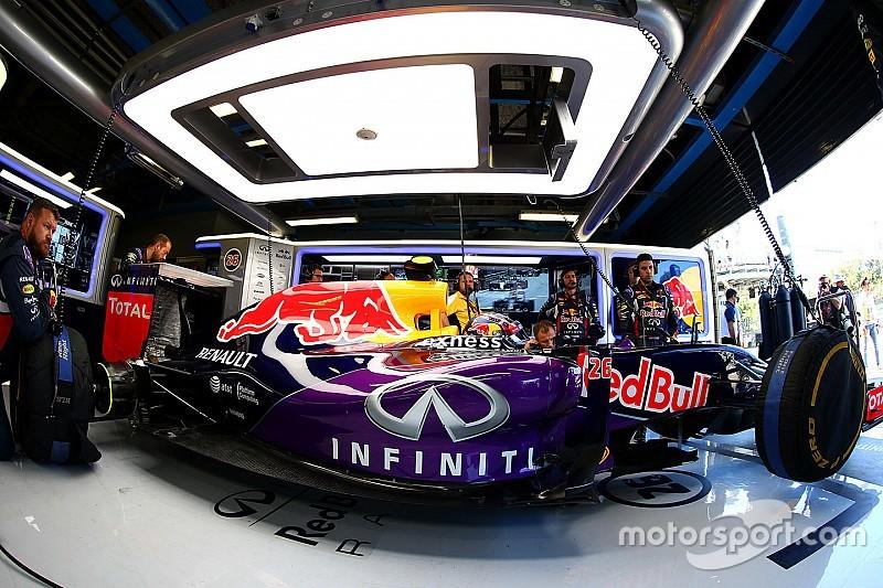 La unión de Red Bull con Infiniti está en peligro
