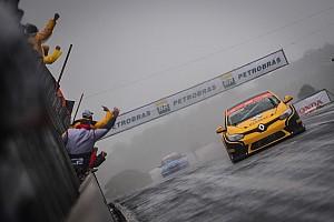 Brasileiro de Marcas Relato da corrida Após pole, Casagrande vence pela terceira vez no ano