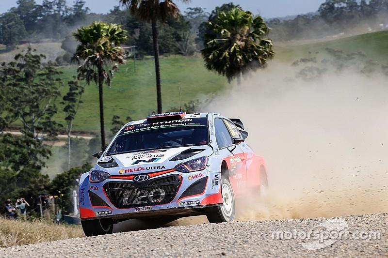 Hyundai Motorsport cements Championship position after strong Australian run
