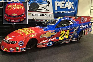 NHRA Breaking news John Force to run Jeff Gordon tribute scheme