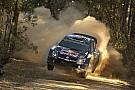WRC澳大利亚站首日 欧吉尔艰难开路