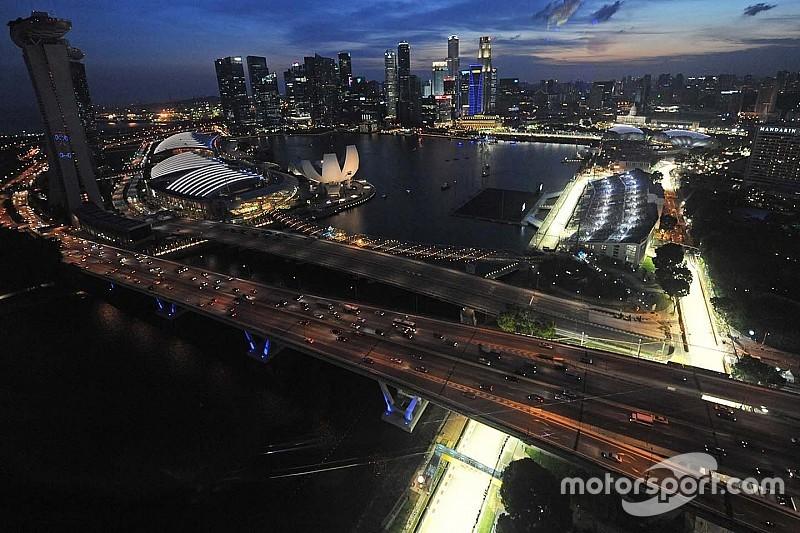5 hechos que hacen de Singapur la carrera más difícil