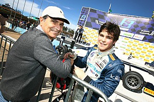 """F3 Europe Breaking news Pedro Piquet coming to Europe """"ready or not"""", says father Nelson"""