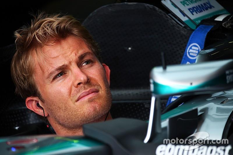 Rosberg tendrá motor nuevo desde las prácticas en Singapur