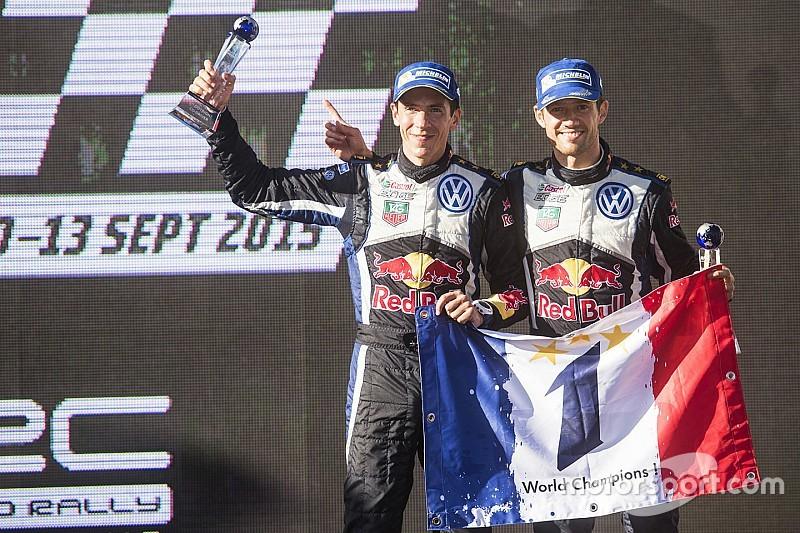 WRC澳大利亚站落幕 欧吉尔斩获第三个年度冠军