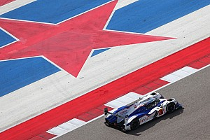 WEC Practice report Hard work in Texas heat for Toyota Gazoo Racing