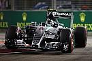 En Mercedes culpan a errores en la puesta a punto