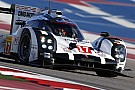 Austin WEC: Porsche in control at halfway point