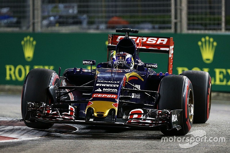 Verstappen not in trouble with Toro Rosso over team orders