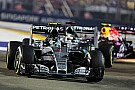 Mercedes explica decisión de no dar motores a Red Bull