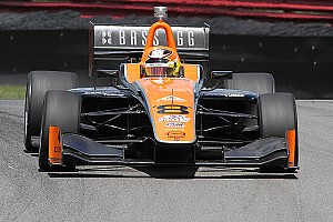 Indy Lights Interview Rayhall trying to build a future in IndyCar