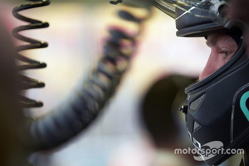 Rosberg quiere tomar revancha en Suzuka