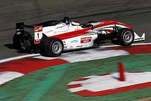 F3 Europe Breaking news Nurburgring F3: Rosenqvist completes qualifying sweep
