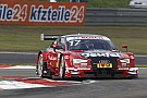 DTM Nurburgring DTM: Molina takes Sunday pole for Audi