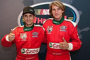 NASCAR Euro News Die Söhne: Lauda und Hunt als Teamkollegen