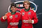 NASCAR Euro Freddie Hunt y Mathias Lauda serán compañeros en NASCAR Euro