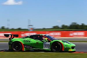 Blancpain Sprint Отчет о гонке Экипаж Rinaldi Racing стал сильнейшим в Мизано