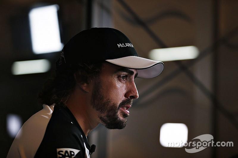 Alonso, con la esperanza de dar pelea en Rusia
